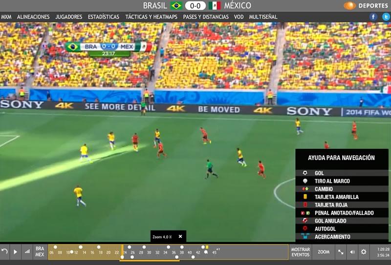 Cómo ver repeticiones de partidos del mundial completos - repeticiones-de-partidos-del-mundial-brasil-vs-mexico