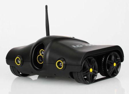 """Rover Tank, el """"tanque espía"""" controlado por WiFi que quisieras tener"""