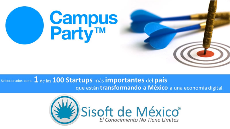 Sisoft mostrará su prototipo de Li-Fi en Campus Party México 2014 - sisoft-campus-party