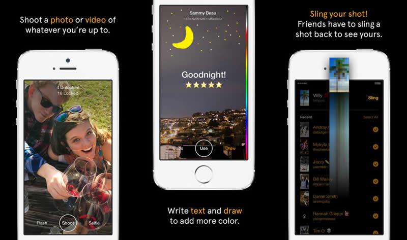 Slingshot, la nueva app de Facebook ya está disponible en todo el mundo - slingshot-facebook