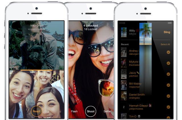 Aparece Slingshot, el clon de Snapchat creado por Facebook - slingshot