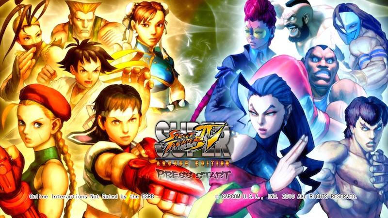 Juegos gratis de Xbox con Games with Gold de junio - street-fighter-iv-arcade-edition