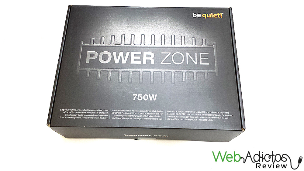 Be Quiet! Power Zone 750W [Reseña] - 26