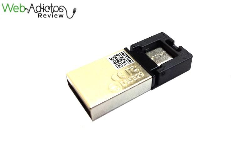 Silicon Power Mobile X20 32GB [Reseña] - 5