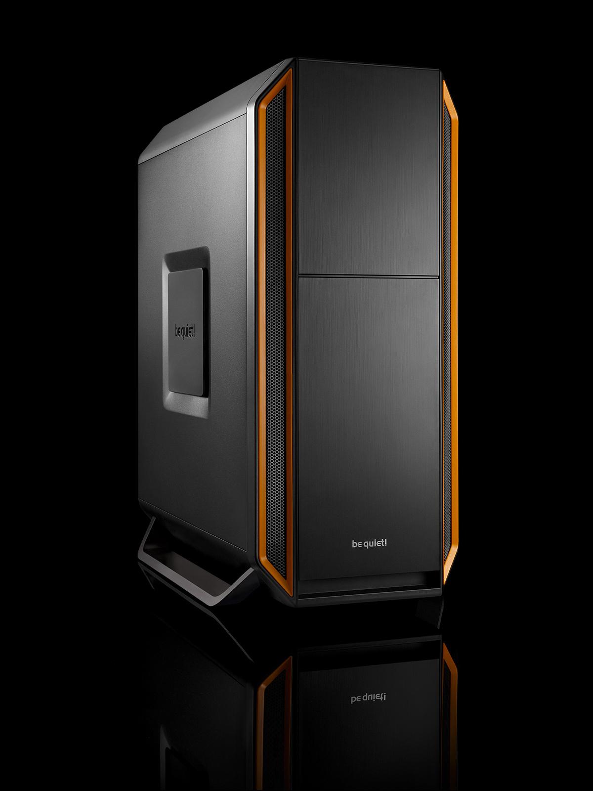 Silent Base 800 orange rgb Imágenes del nuevo Gabinete Silent Base 800 de Be Quiet!