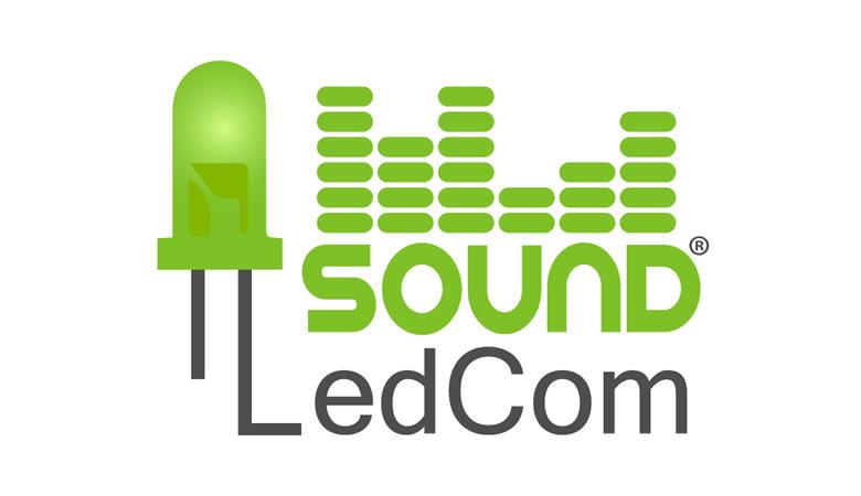 SoundLedCom de SISOFT, transfiere audio en tiempo real a través de luz LED - SoundLedCom-Li-Fi-Sisoft