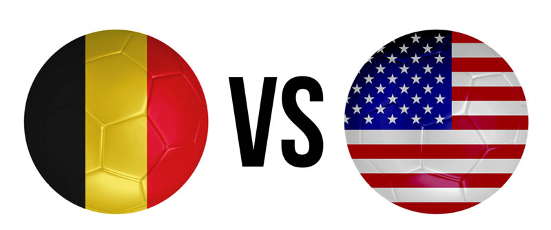 Bélgica vs Estados Unidos en vivo en internet este 1 de Julio - belgica-vs-estados-unidos-en-vivo-octavos-de-final