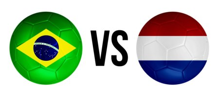 Partido Brasil vs Holanda en vivo por el tercer lugar del mundial