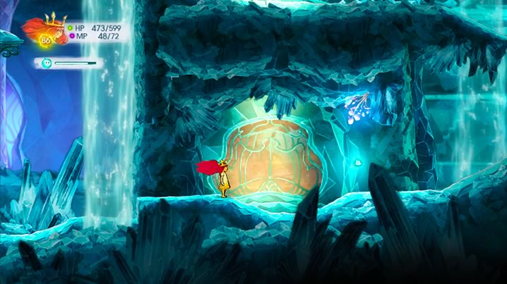 child of light playstation vita Child of Light ya disponible para PlayStation Vita