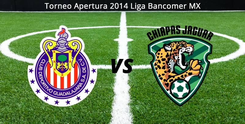 Chivas vs Jaguares en vivo, Jornada 1 del torneo Apertura 2014 - chivas-vs-jaguares-en-vivo-apertura-2014