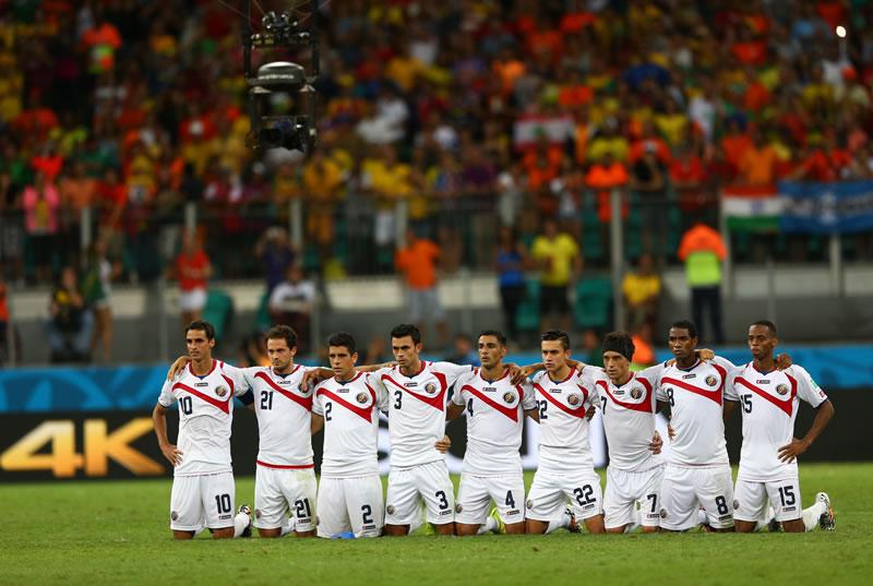 Repeticiones de los partidos de cuartos de final del mundial 2014 ¡Completos! - costa-rica-vs-holanda