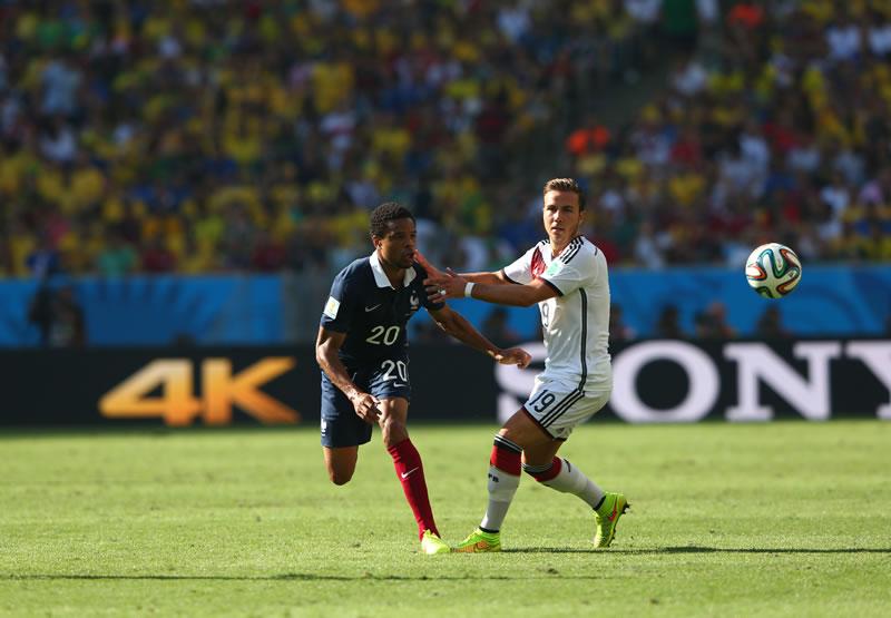 Repeticiones de los partidos de cuartos de final del mundial 2014 ¡Completos! - francia-vs-alemania