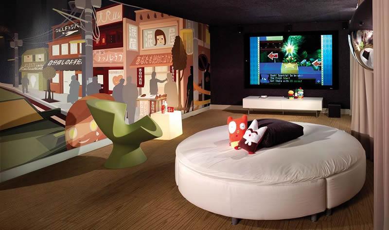 5 Hoteles Geek que querrás visitar - hoteles-geek-hotel-tomo