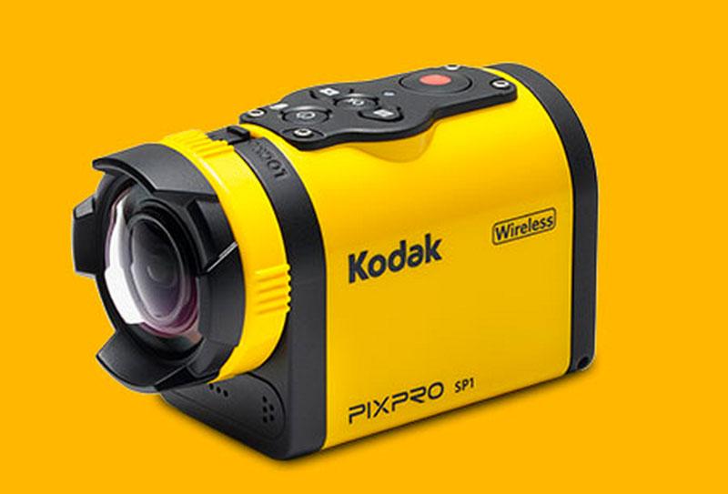Kodak PixPro SP1 es la mejor alternativa a las cámaras GoPro - kodak-pixpro-sp1