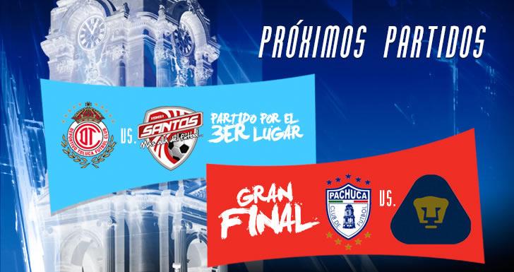Pachuca vs Pumas en vivo, Final de la Cuna del Futbol Mexicano 2014 - pachuca-vs-pumas-en-vivo-cuna-del-futbol