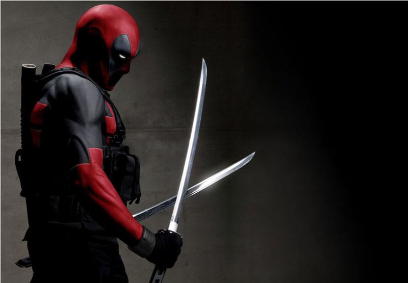 Increíble video filtrado nos muestra lo genial que será película de Deadpool - pelicula-de-deadpool