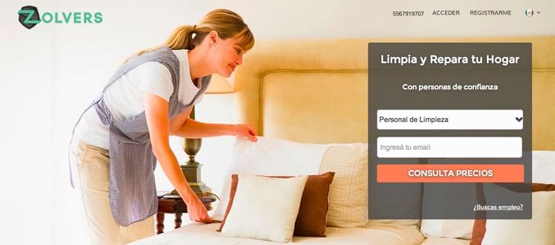 Contrata servicios de limpieza para tu hogar y más con Zolvers - servicios-de-limpieza-domestico-zolvers