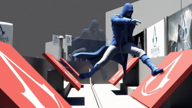 Conviértete en el rey del parkour con The Assassin's Creed Experience - the-assassins-creed-experience-800x450