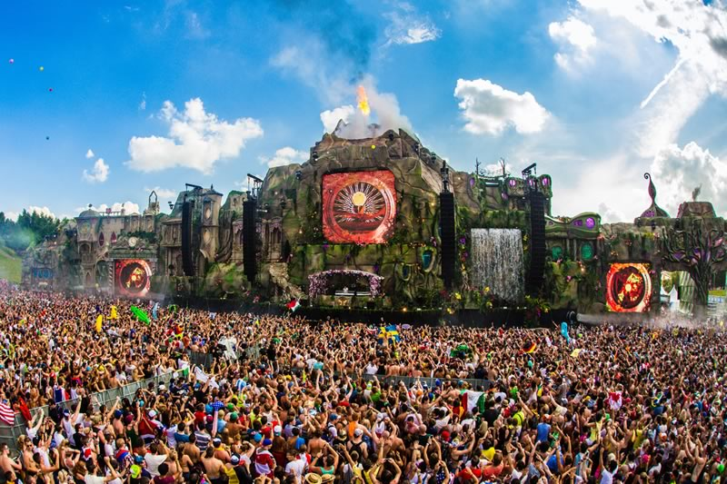 Tomorrowland 2014 en vivo por YouTube ¡No te lo pierdas! - tomorrowland-2014-en-vivo