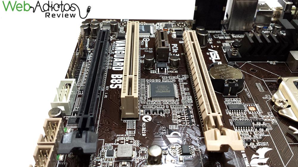 Motherboard ASUS Vanguard B85 [Reseña] - 106
