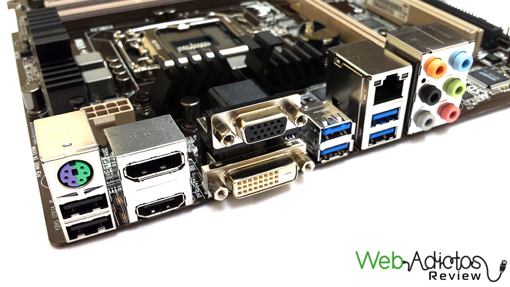 Motherboard ASUS Vanguard B85 [Reseña] - 125