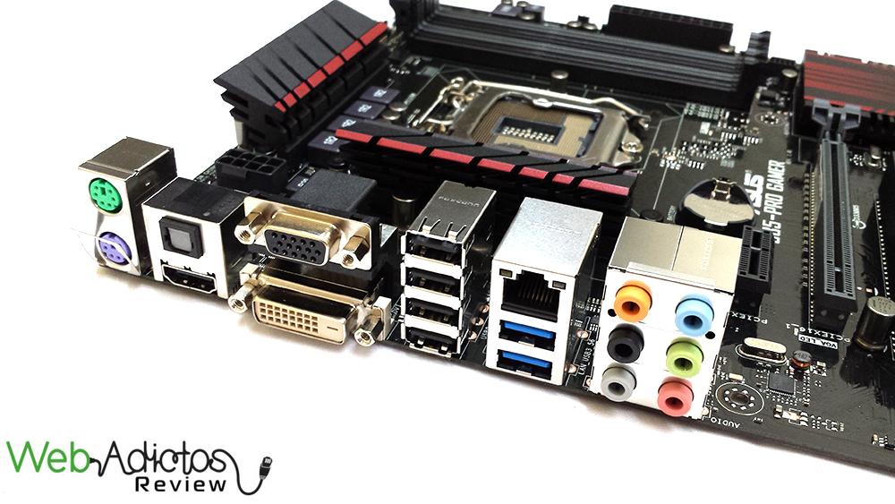 ASUS B85-Pro Gamer, para gamers con poco presupuesto [Reseña] - 142