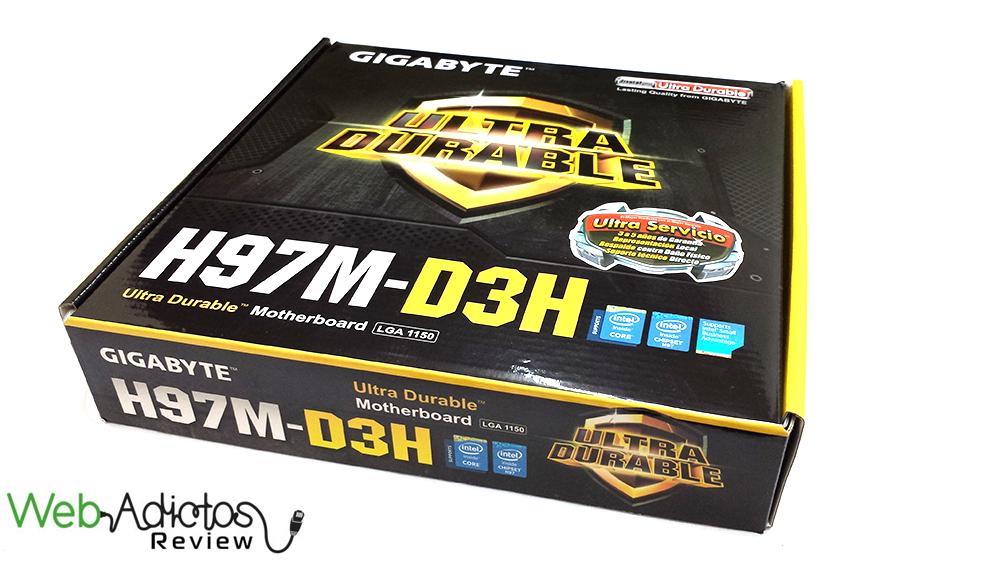 Gigabyte H97M-D3H [Reseña] - 2