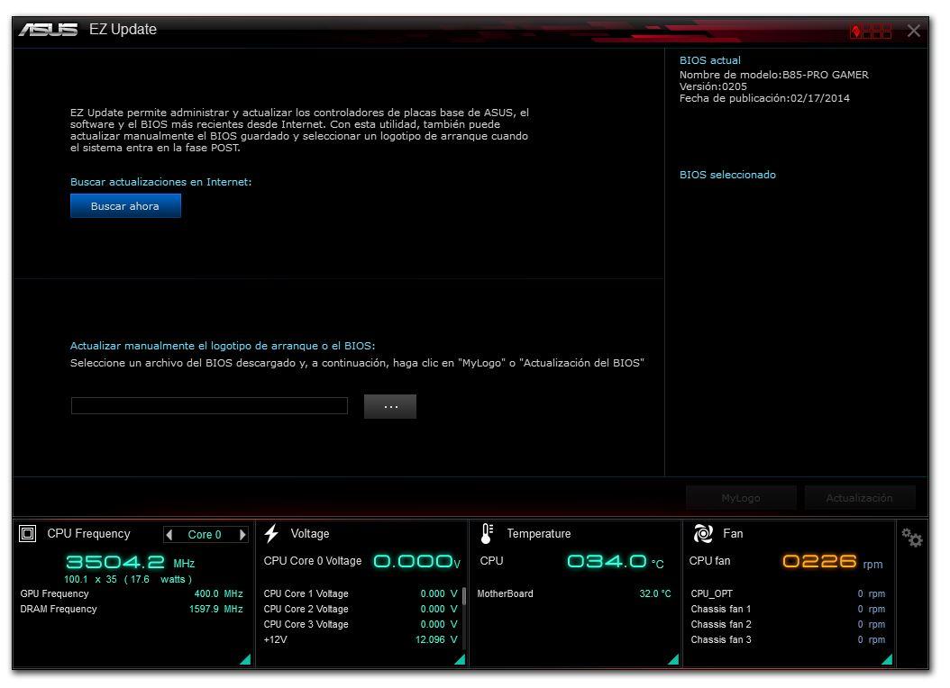 ASUS B85-Pro Gamer, para gamers con poco presupuesto [Reseña] - 211
