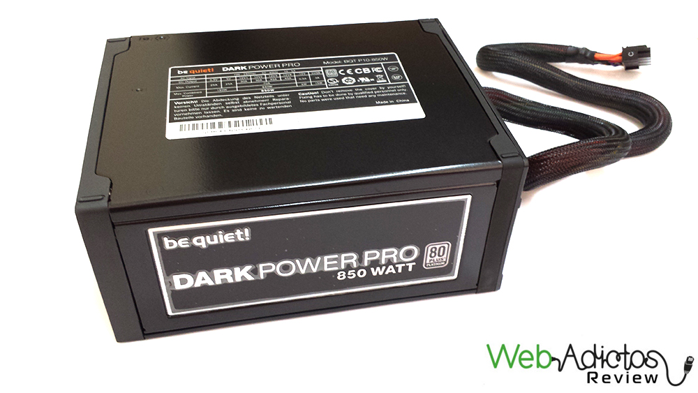 Be Quiet! Dark Power Pro 10 850W [Reseña] - 82