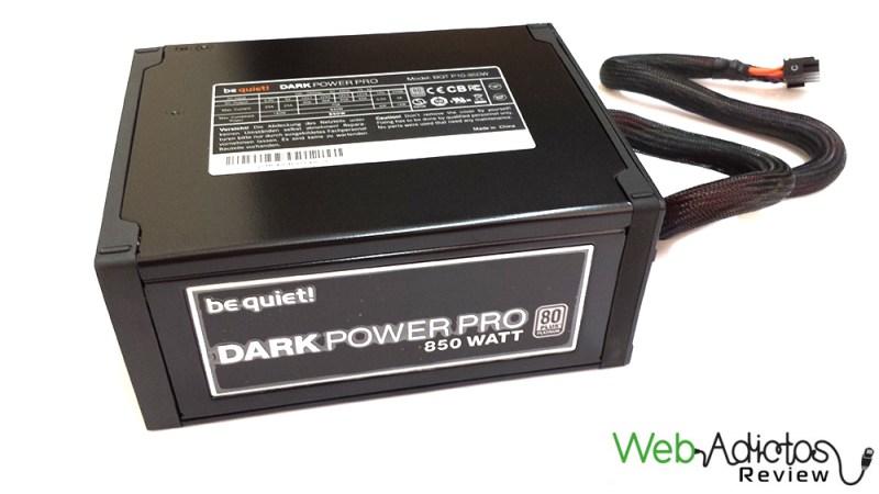 Be Quiet! Dark Power Pro 10 850W [Reseña] - 82