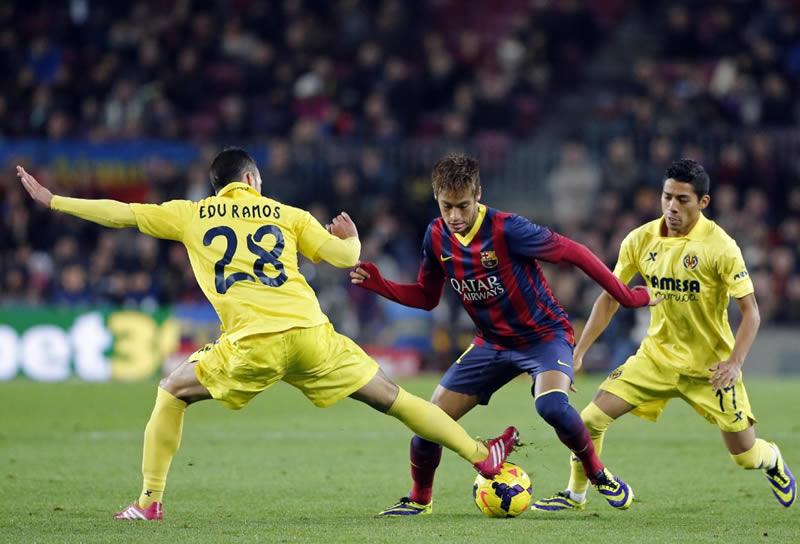 Barcelona vs Villarreal, Jornada 2 de la Liga BBVA 2014-2015 - Barcelona-vs-Villarreal-Liga-BBVA