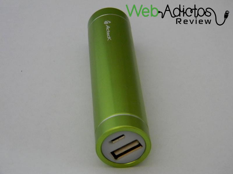 Batería externa Acteck Powerbank; Ligera, compacta y buen precio - Bateria-Externa-Acteck-PowerBank-MVPB-00305