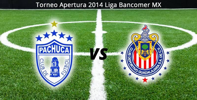 Chivas vs Pachuca, Jornada 4 del Apertura 2014 - Chivas-vs-Pachuca-en-vivo-Apertura-2014