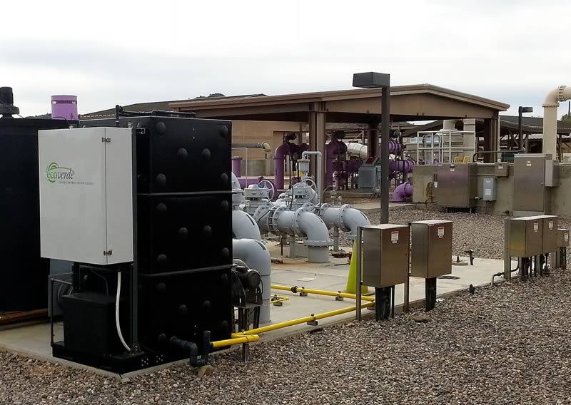 Mexicano crea tecnología para tratar aguas residuales en Estados Unidos - Eco-Verde-Tratamiento-Aguas-Residuales