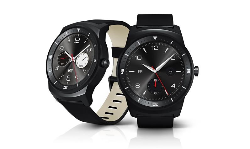 Así será el LG G Watch R que se presentará en IFA 2014 - LG-G-WATCH-R