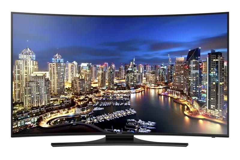 Nuevas pantallas HU7200 curvas de Samsung - Pantallas-HU7200-Samsung