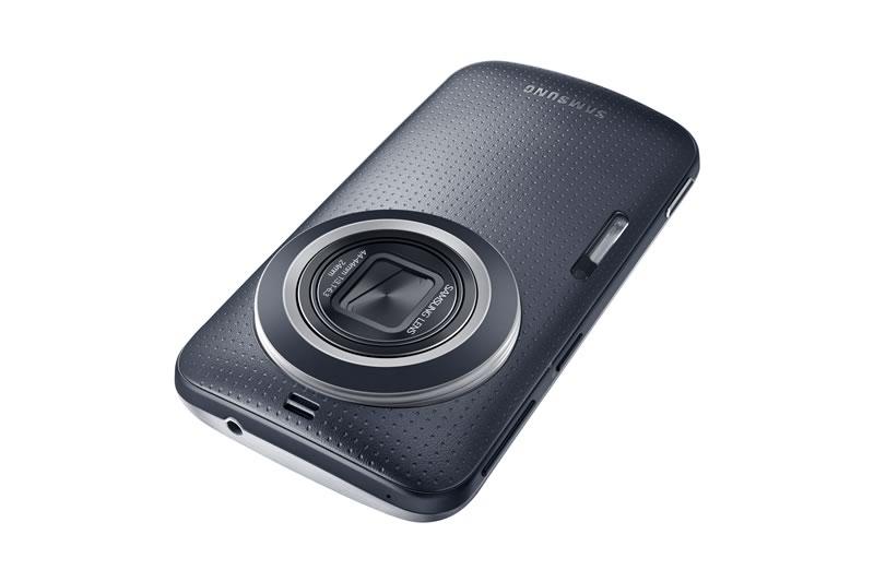 Samsung Galaxy K Zoom Mexico Samsung GALAXY K Zoom: Cámara profesional y smartphone