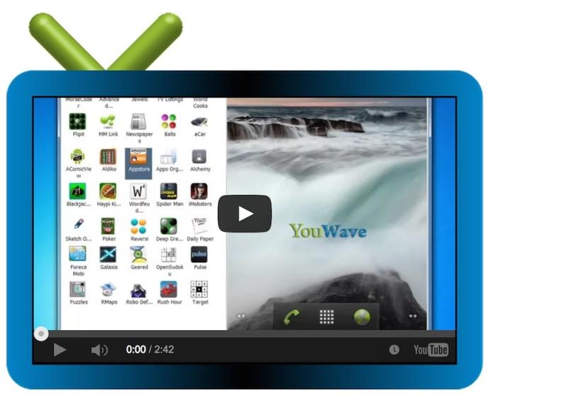 Mejores emuladores de Android para Windows y Mac - YouWave-emulador-android-800x559