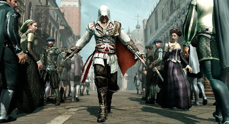 Top 5 de los mejores videojuegos de Assassin's Creed - assassins-creed-2