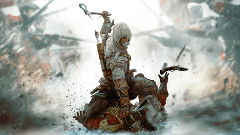 assassins creed 3 800x450 Top 5 de los mejores videojuegos de Assassins Creed