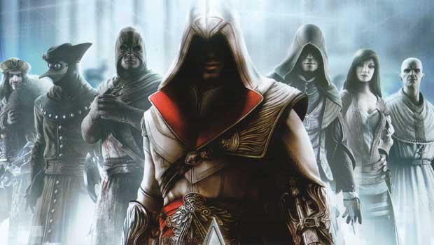 Top 5 de los mejores videojuegos de Assassin's Creed - assassins-creed-brotherhood-1