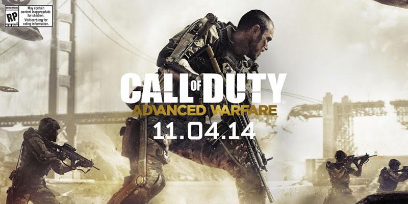 Espectacular tráiler del multiplayer de Call of Duty Advanced Warfare - call-of-duty-advanced-warfare