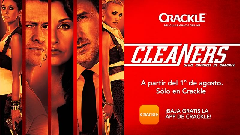 Cleaners, la primera serie original de Crackle ¡No dejes de verla! - cleaners-crackle