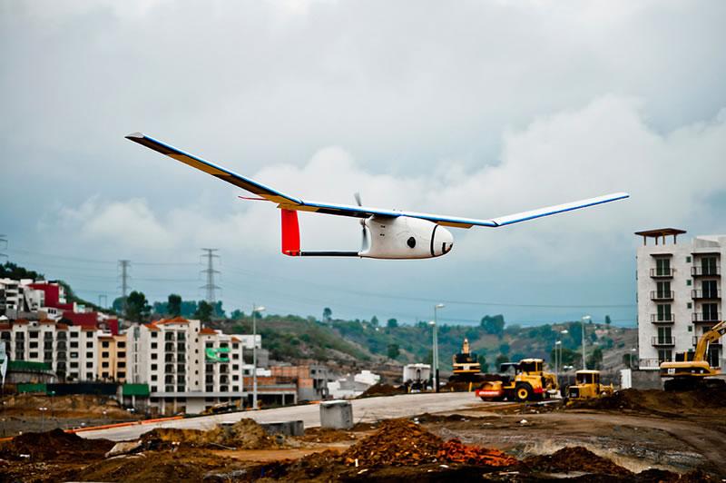 drones mexico Diseñan drones en México para identificar plagas en cultivos