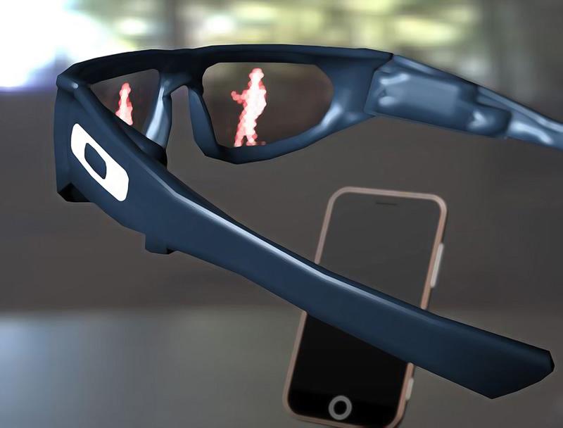 gafas para invidentes Crean bastón virtual para invidentes en el Politécnico