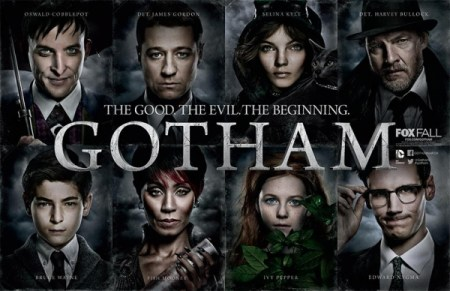 Nuevo tráiler extendido de Gotham, la serie precuela a la historia de Batman