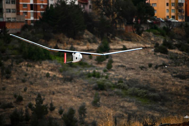 Diseñan drones en México para identificar plagas en cultivos - quetzal-aeroespacial-drones-mexico