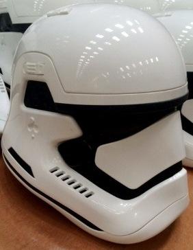 stormtrooper helmet 2 2 Este es el nuevo diseño de los Stormtroopers de Star Wars Episodio VII