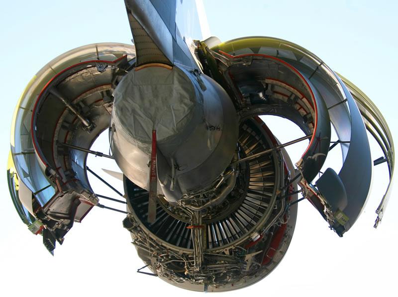 turbinas aeronauticas Convierten desechos industriales en recubrimientos para turbinas aeronáuticas