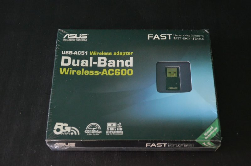 Adaptador de red inalámbrico ASUS USB-AC51 [Reseña] - ASUS-Wireless-Adapter-AC600-1